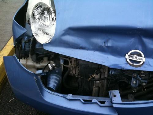 Sad car :(