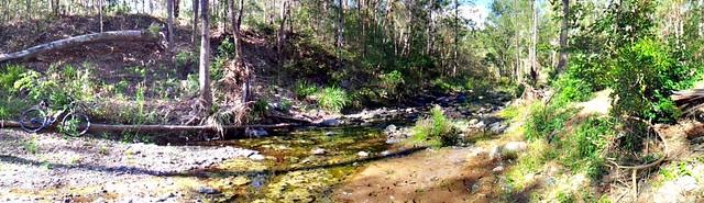 England Creek