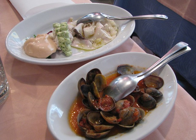 Seafood Antipasto - Do'Batti, Portofino