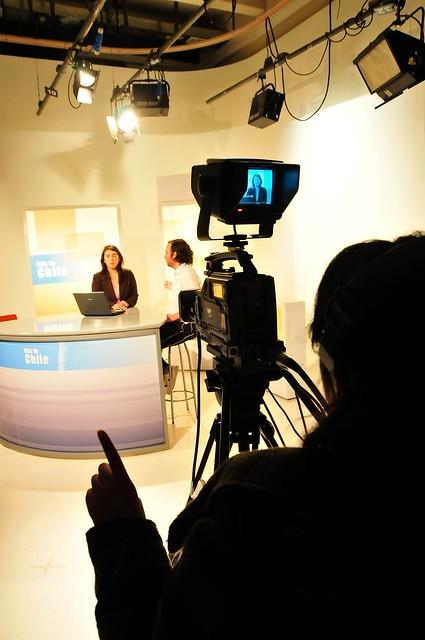 Estudio de TV / Señal UC 1