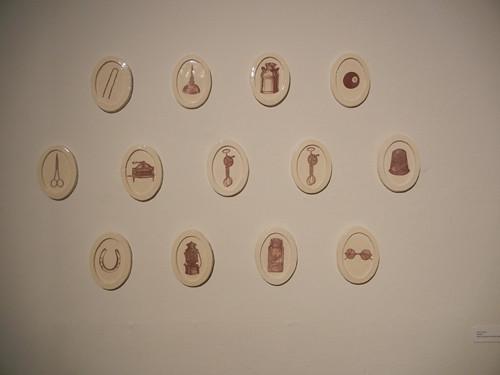 Art Practice Department Honor Student Show, Worth Ryder Gallery, UC Berkeley _ 8530