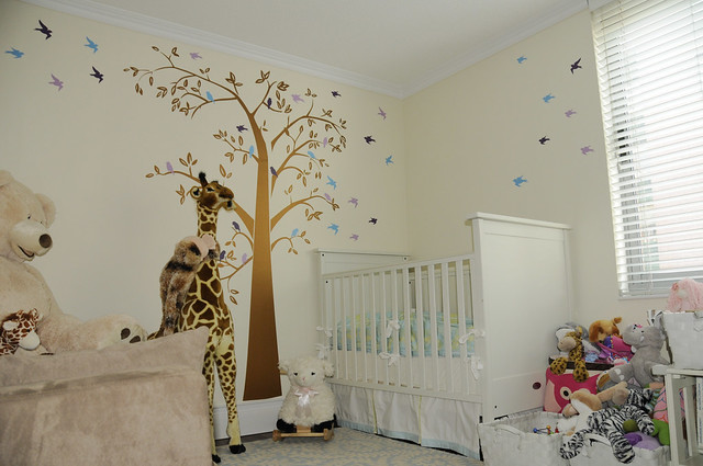 Copyright Monica L. Shulman (nursery)