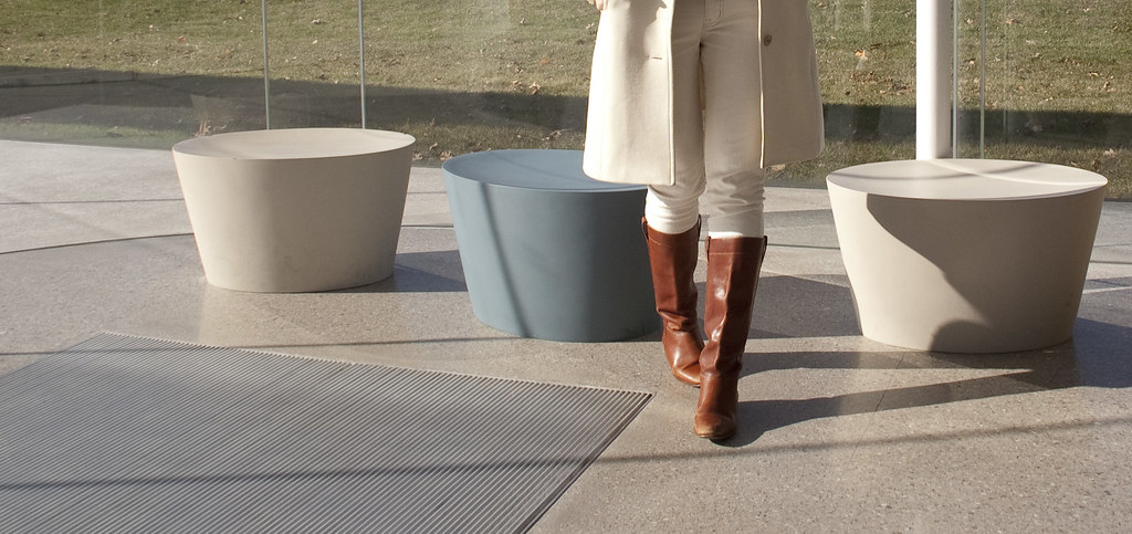 glass museum, dash dot dotty, winter whites, white jeans, white lady day coat, vintage riding boots, cognac leather