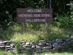 Hall Springs Entry