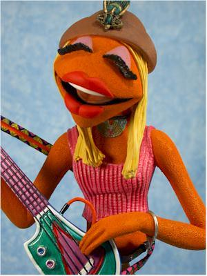 Janice the Muppet