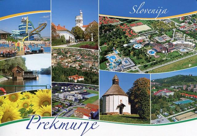Prekmurje - Slovenija