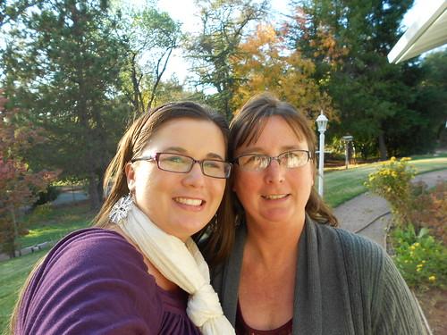 Barb and Amanda
