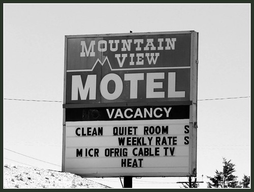 blackandwhite nevada wells smalltown motels plasticsigns vintagemotels