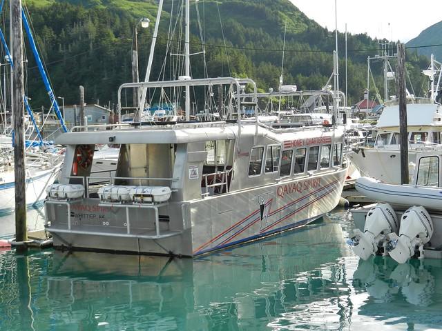 Whittier Alaska Kayak Tours