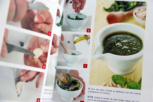 Libros de cocina escuela de cocina rico sin az car for Libro escuela de cocina