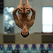 Amherst Tops Middlebury in Swimming and Diving Home Opener