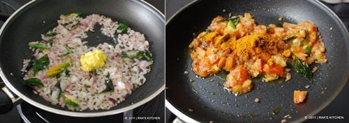 Soya chunks curry recipe 2