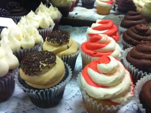 Cupcakes (Main Street, Grapevine)