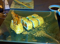Soft Shell Crab Roll - Restaurante Fuku - Madrid