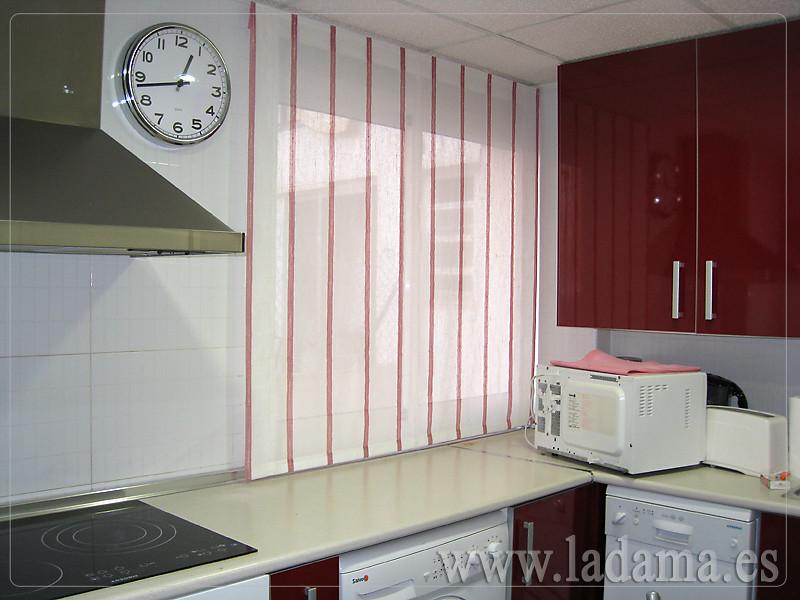 Fotograf as de cortinas de cocina - Estores cocina modernos ...