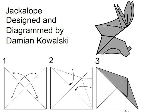 Jackalope And Hummingbird Diagram Ready To Test