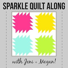 sparkle quilt along!