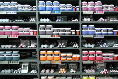Kroma Acrylic Colours