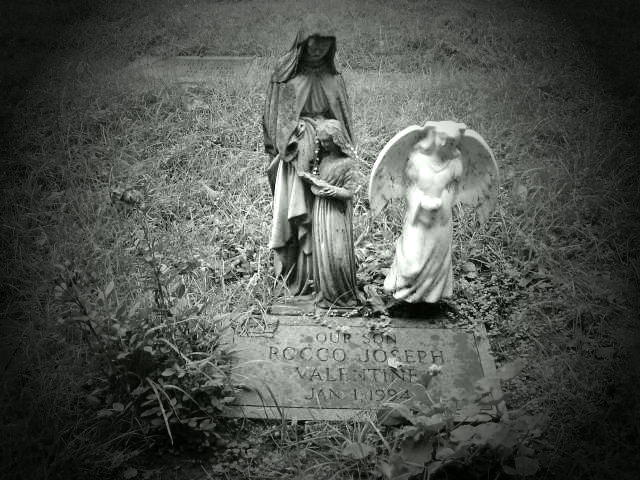 And the angels wept.