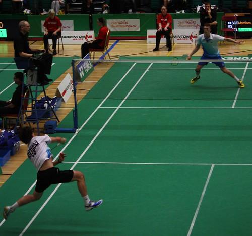 Gilmour, Blair and Bankier enjoy badminton success in ...