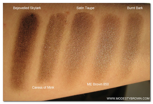 Taupe comparison8