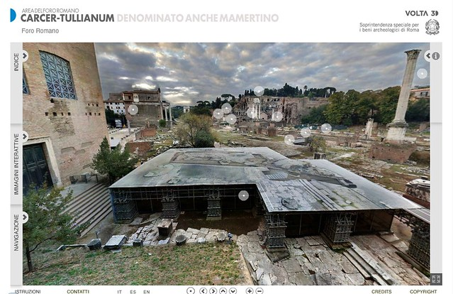 ROMA ARCHEOLOGICA. Dott.ssa Anna Maria Moretti - Soprintendente (SSBAR), CARCERE MAMERTINO IL CARCER-TULLIANUM NELL'AREA DEL FORO ROMANO (14/12/2011).