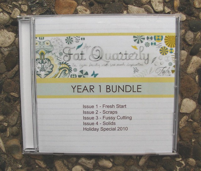 The Year 1 Bundle on CD