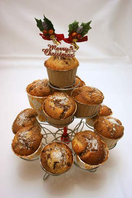 Orange Chocolate Muffins