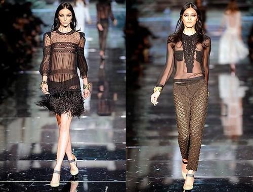 Roberto-Cavalli-primavera-2009-vestidos-negros-transparentes