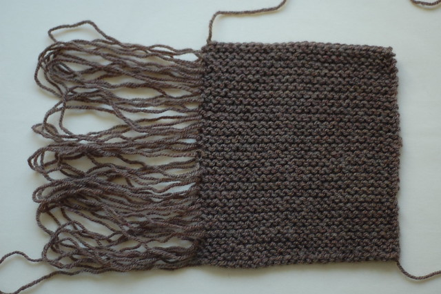 fringed arm warmers - 3