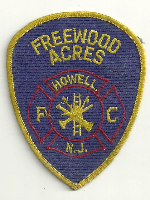 FREEWOOD ACRES FIRE DEPARTMENT-NEW JERSEY