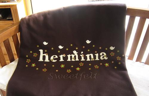 ♥♥♥  Hermínia... by sweetfelt \ ideias em feltro