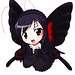 Small photo of Chibi Kuroyukihime (Accel World)