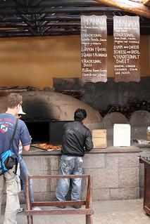 Empanada bakery, Pisaq