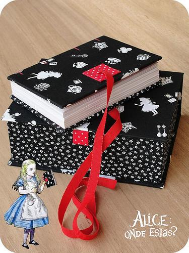 Conjunto Alice: onde estás?
