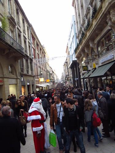 Shopping de Noël