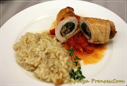 risotto ve sarma (1)