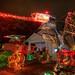 The Cheerful Austin Christmas Dragon