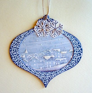 Ornament tag