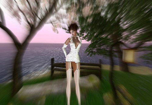 Stars Fashion - Majestic White, 99 lindens by Cherokeeh Asteria
