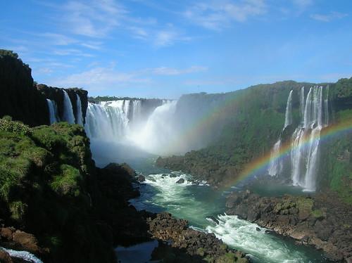 Iguacú Falls
