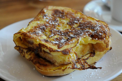 The Sleepover aka French Toast @ Hatched