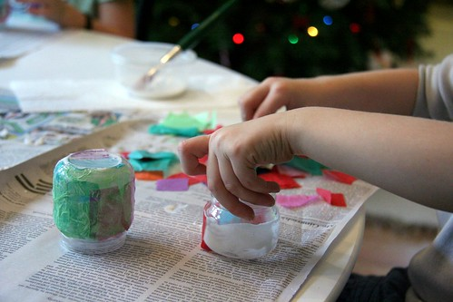 Christmas Crafting