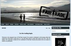 Fair Trade Literary Journal