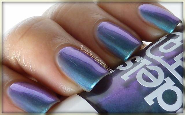 Aqua Violet