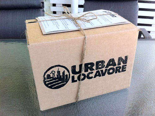 Urban Locavore box