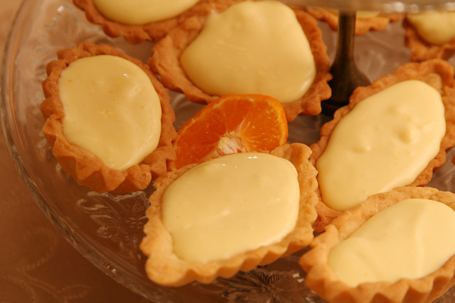 orange cream tart 4