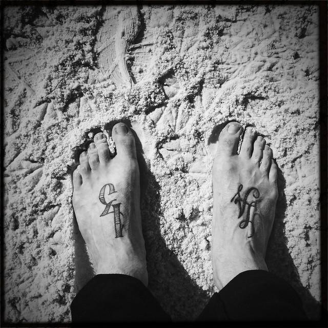 Me, Siesta Beach