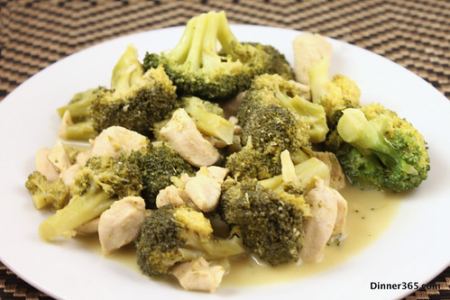 Day 355 - Broccoli Chicken