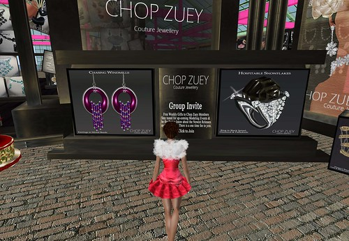 New group gifts of Chop Zuey by Cherokeeh Asteria